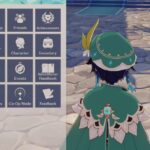 Сфотографируйте цветочные украшения на площади с фонтаном в Genshin Impact: прохождение
