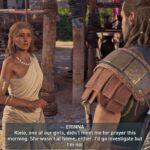 Как спасти Клио в Assassin's Creed: Odyssey