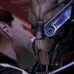 Как завести роман с Гаррусом Вакарианом в Mass Effect 3