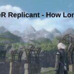 Сколько времени займет прохождение NieR Replicant?