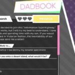 Как завести роман с Дэмиеном в Dream Daddy: A Dad Dating Simulator